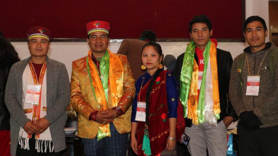 नेपाल तामाङ विद्यार्थी घेदुङको केन्द्रीय अध्यक्षमा तामाङ