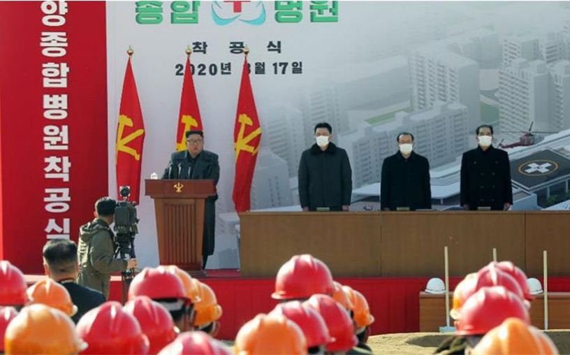उत्तर कोरिया भन्छ, देश कोरोनामुक्त, अमेरिकाले भन्यो असम्भव