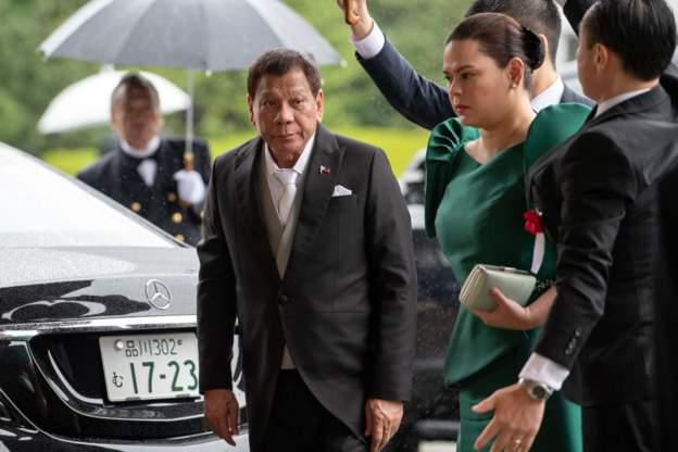 फिलिपिन्सका राष्ट्रपतिले दिए लकडाउनमा प्रदर्शन गर्नेलाई गोली हान्ने आदेश