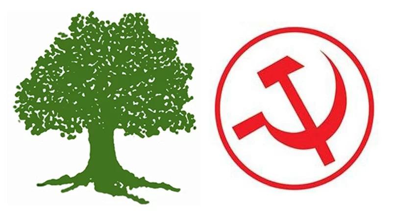 नेकपा र कांग्रेस कार्यकर्ताबीच तानातानको होडबाजी