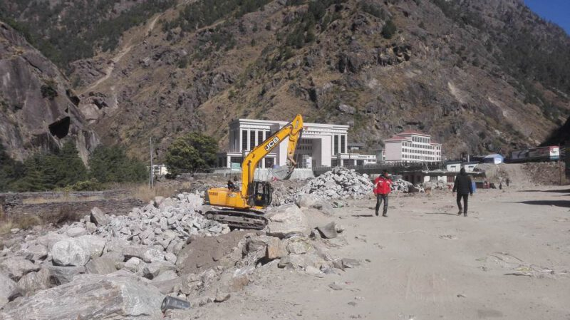नेपाली भूमिमा चीनको दादागिरी, वार्ताका लागि सीमानामा बोलायो