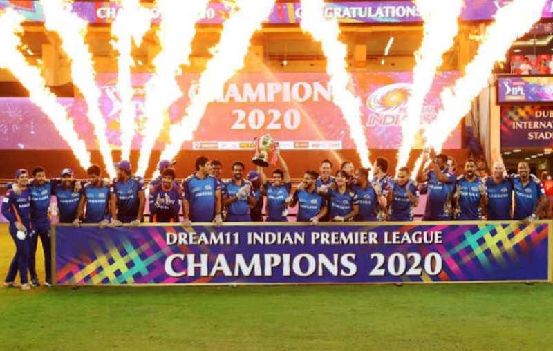 मुम्बई इन्डियन्सलाई पाँचौं पटक (आइपिएल) क्रिकेटको उपाधि