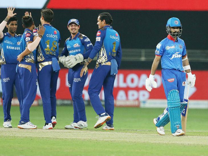मुम्बई इन्डियन्स लगातार दोस्रो पटक फाइनलमा प्रवेश