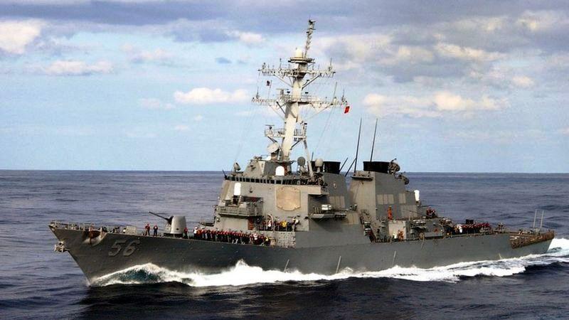अमेरिकी जहाजलाई ध्वस्त पारिदिन्छौं: रुस