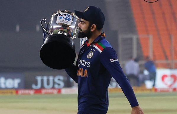 भारतलाई लगातार छैटौँ टी–२० शृङ्खला