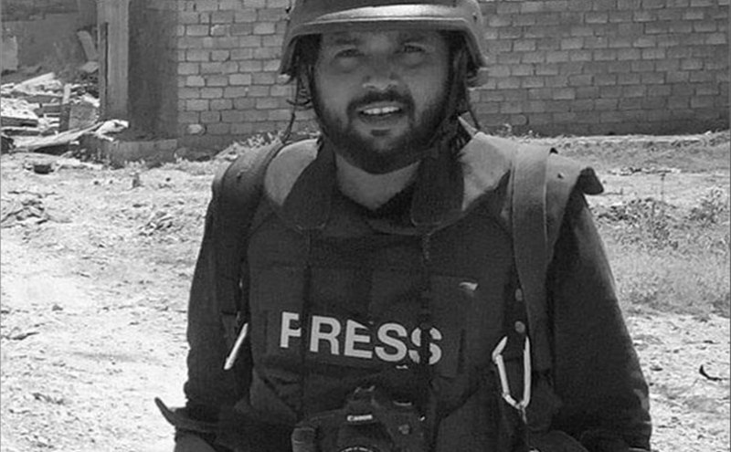 अफगानिस्तानको युद्धमा भारतीय पत्रकार सिद्दीकी मारिए