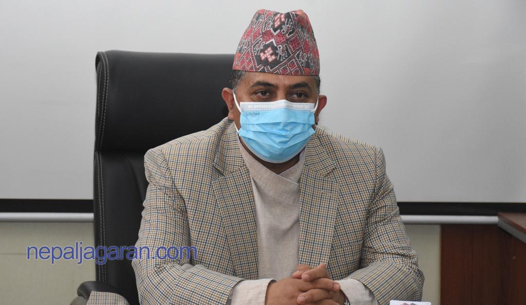 काठमाडौँका प्रमुख जिल्ला अधिकारी पराजुलीको सरुवा