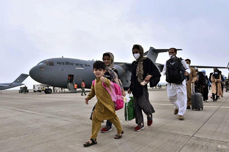 तालिबानद्वारा १४० हिन्दु र सिखलाई काबुल छोड्न रोक